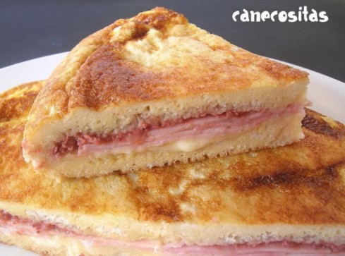 Sandwichon tradicional o en Fussion Cook