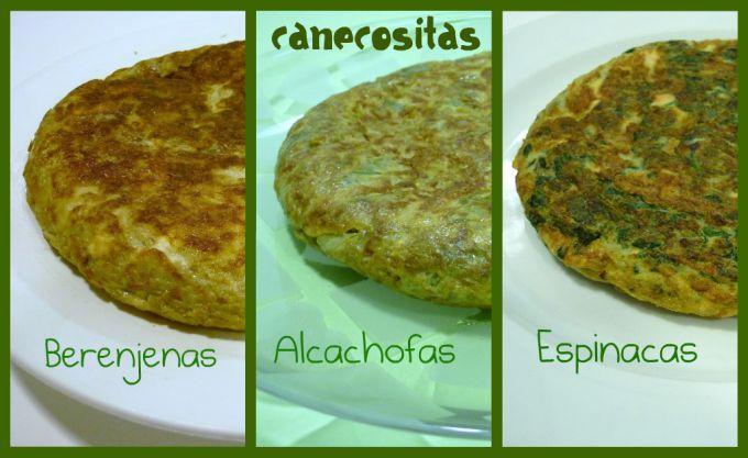 Tortillas para dieta