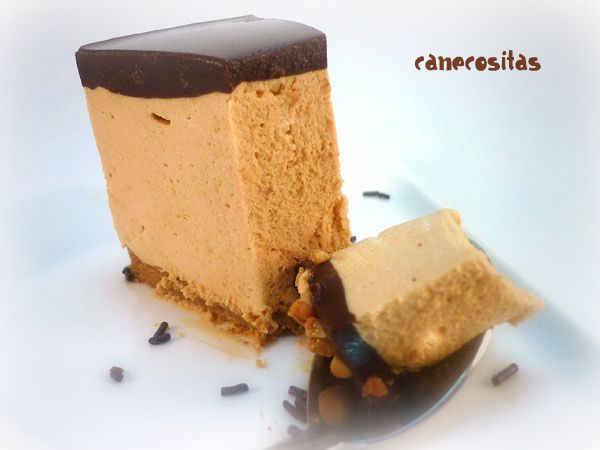 Tarta mousse dulce de leche - Recetariocanecositas