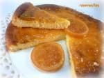 tarta de queso a la naranja 1