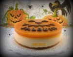 Tarta de queso y calabaza (Halloween)3
