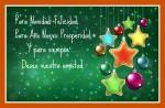 Feliz Navidad canecositas