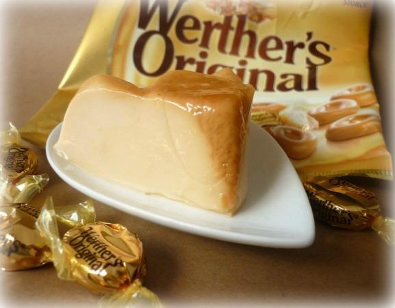 Flan de caramelos Werther's original