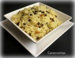 Arroz árabe 1 thermomix