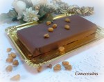 Turrón de chocolate con kikos 1 thermomix