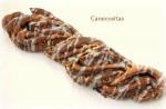 Trenza de chocolate 1 thermomix