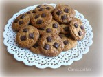 Galletas de avellanas y chocolate 1 thermomix