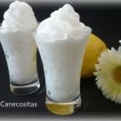 Sorbete de limón 1 thermomix