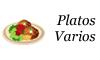 PLATOS VARIOS