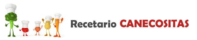 Recetariocanecositas.com