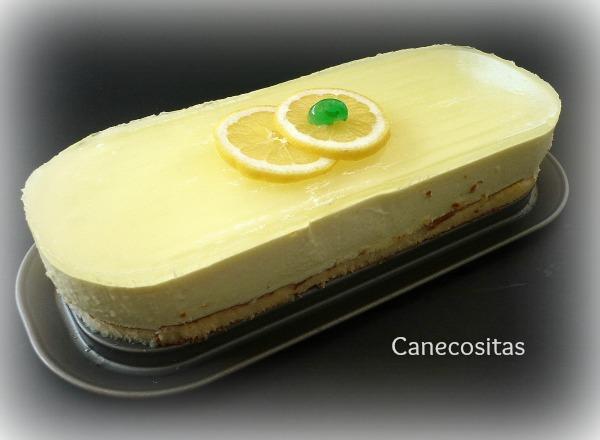 Tarta de limón con gelatina de gin tonic 1 thermomix