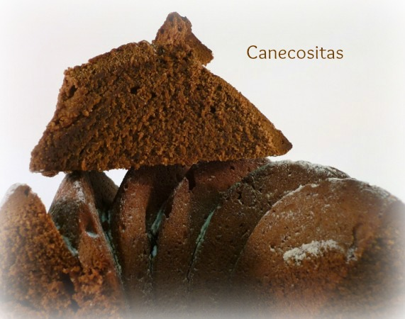 Bundt de chocolate y naranja 4 thermomix