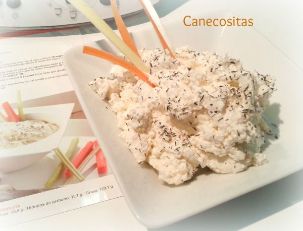 Dip de queso feta 1 thermomix