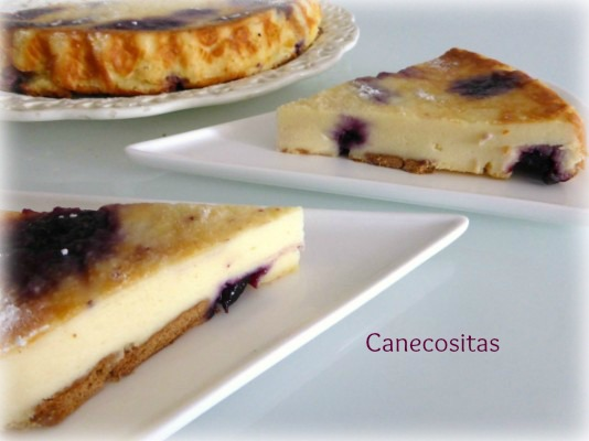 Tarta de queso 1 thermomix