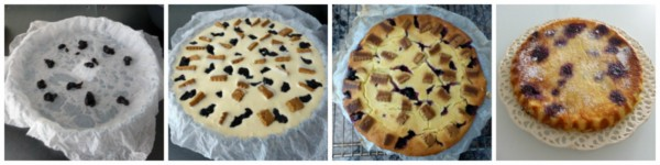 Tarta de queso 3 thermomix