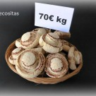 Galletas champiñón 1 thermomix